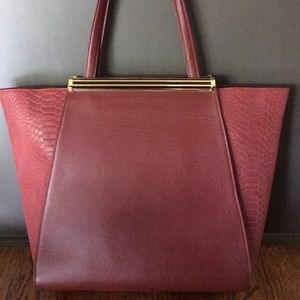 Large tote- Ivanka Trump. Name only on inside